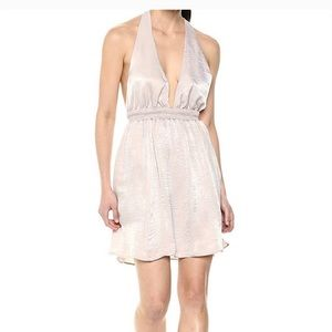 Show me your MuMu mini dress - Rose Gold Sheen